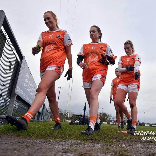 Friends of Armagh Ladies