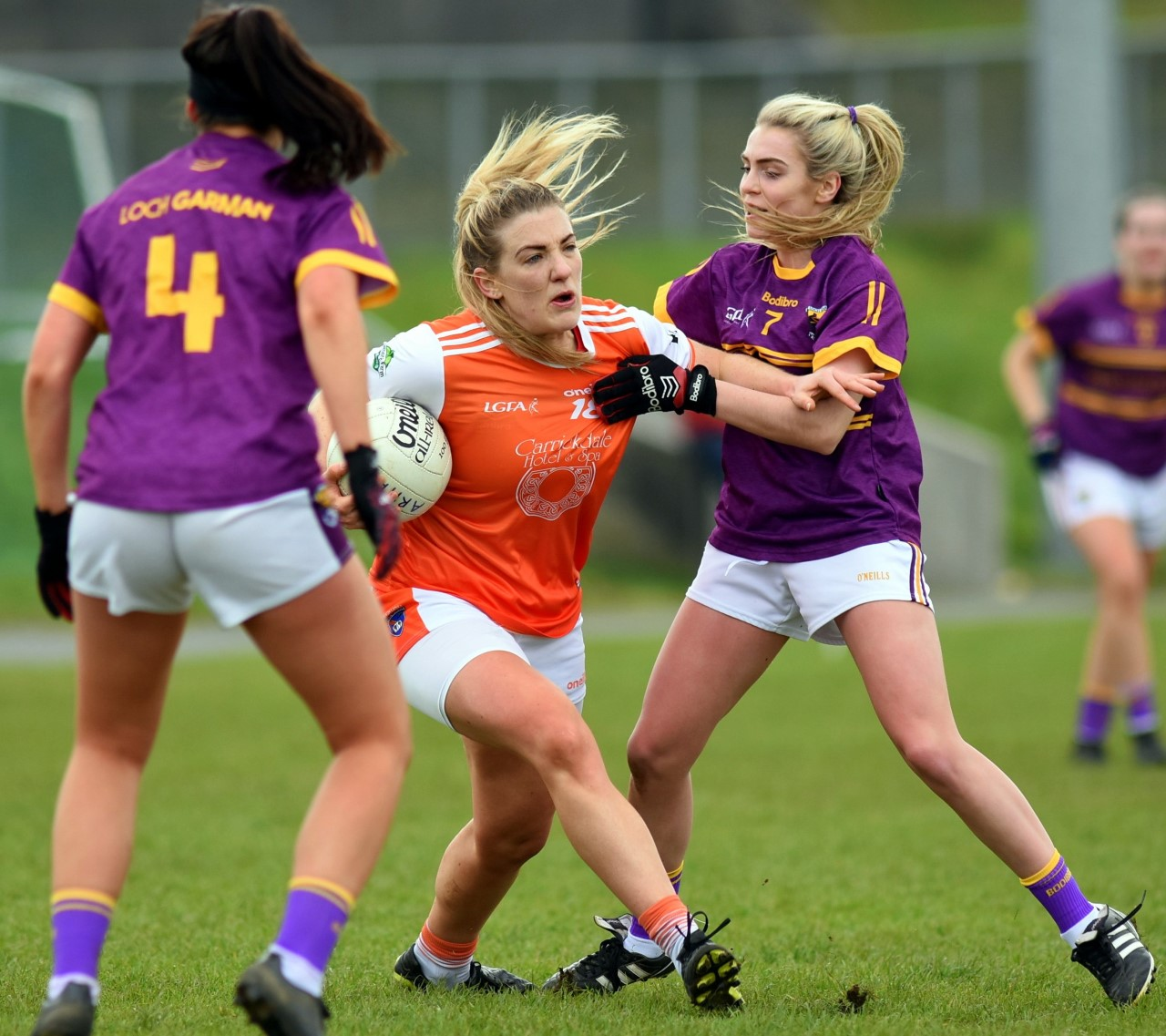 ARMAGH GET BACK TO WINNING WAYS