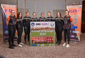 Friends of Armagh Ladies 2020
