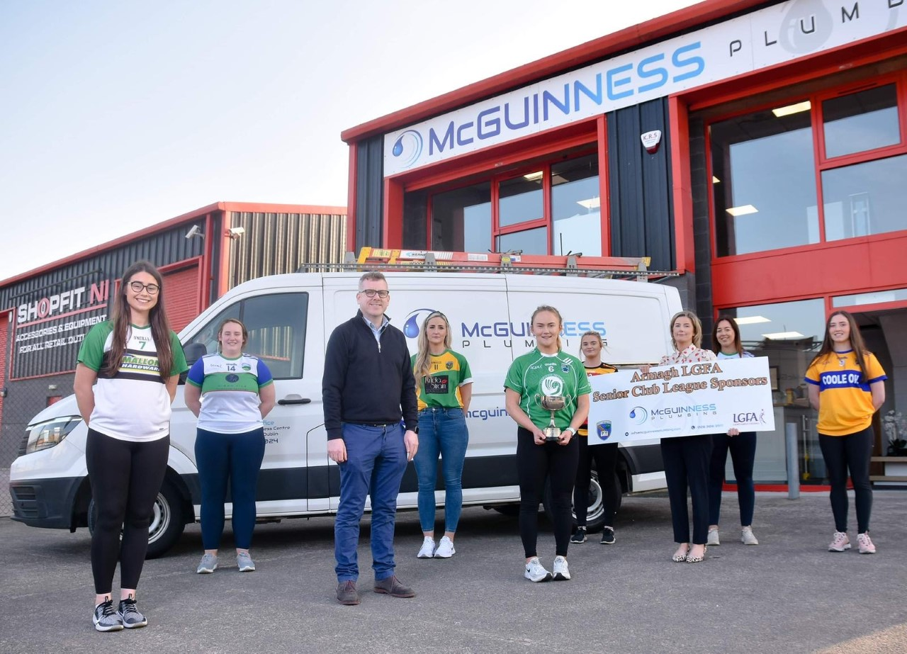 NEW SPONSOR FOR ARMAGH LEAGUES